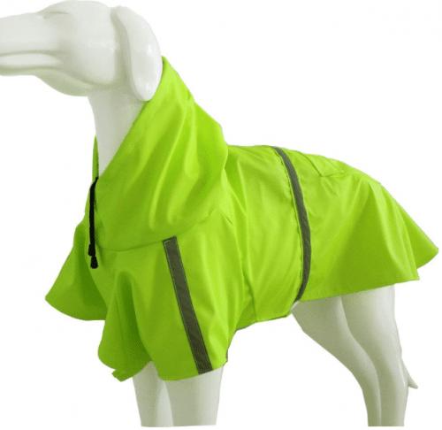 Dog Rain Jacket With Hood
