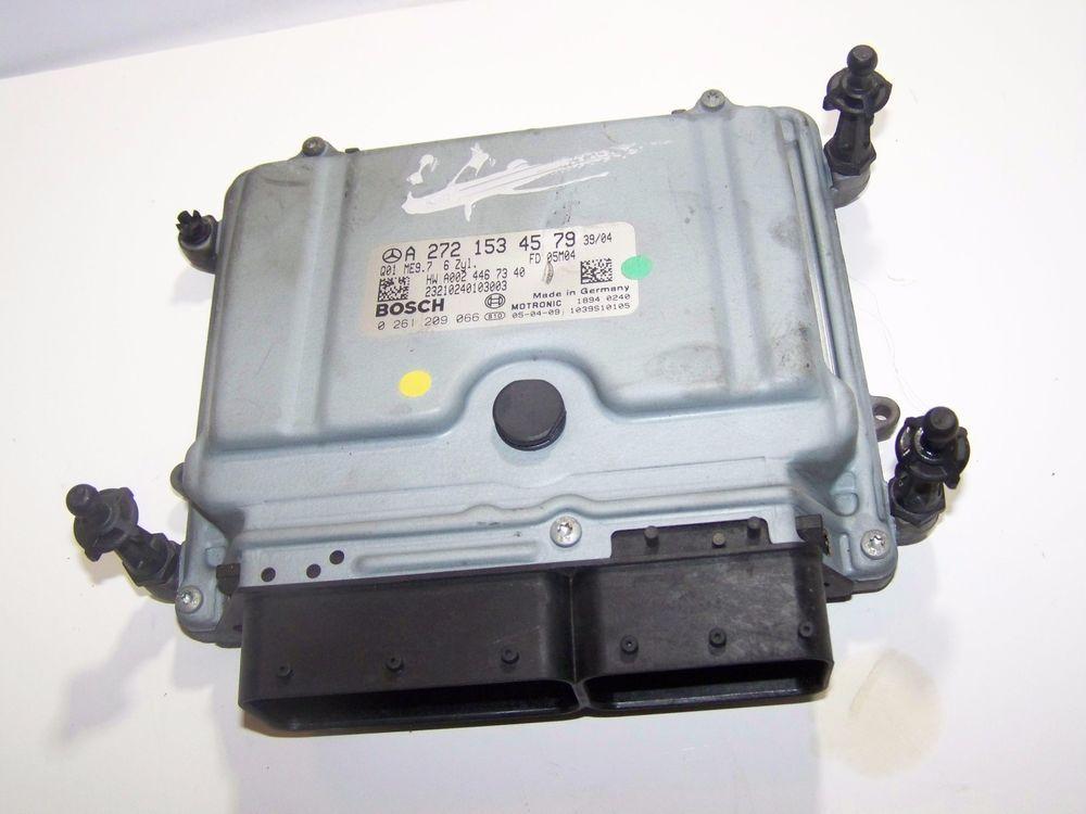 Details about MERCEDES BENZ C280 SLK E280 ECU ENGINE