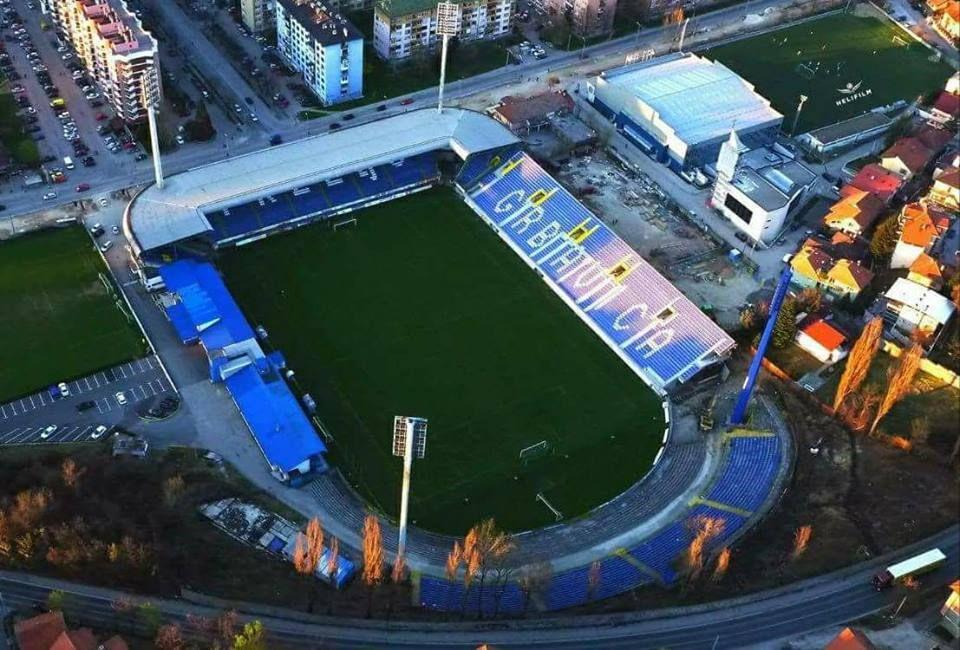 Stadion Grbavica.. Sarajevo, Sci, Sports
