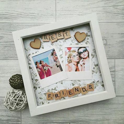 Shadow box ideas for best friends #boyfriendbirthdaygifts   Best ...