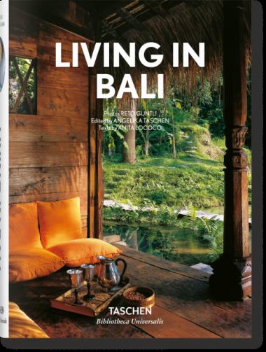 Living In Bali Bali Taschen Books