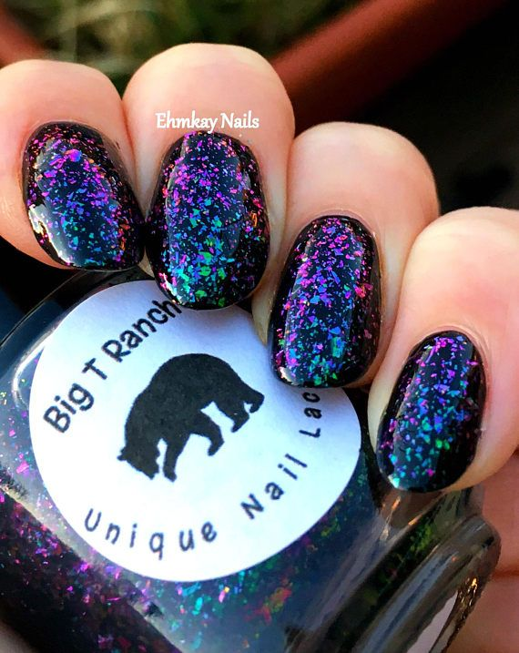 Glitter Nail Polish Etsy - Absolute cycle