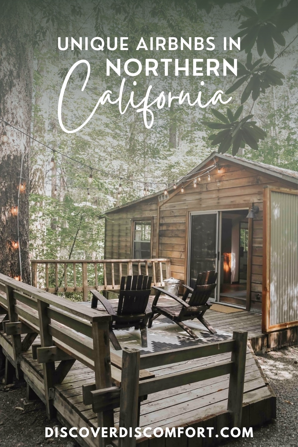 17 Most Unique Airbnbs in Northern California