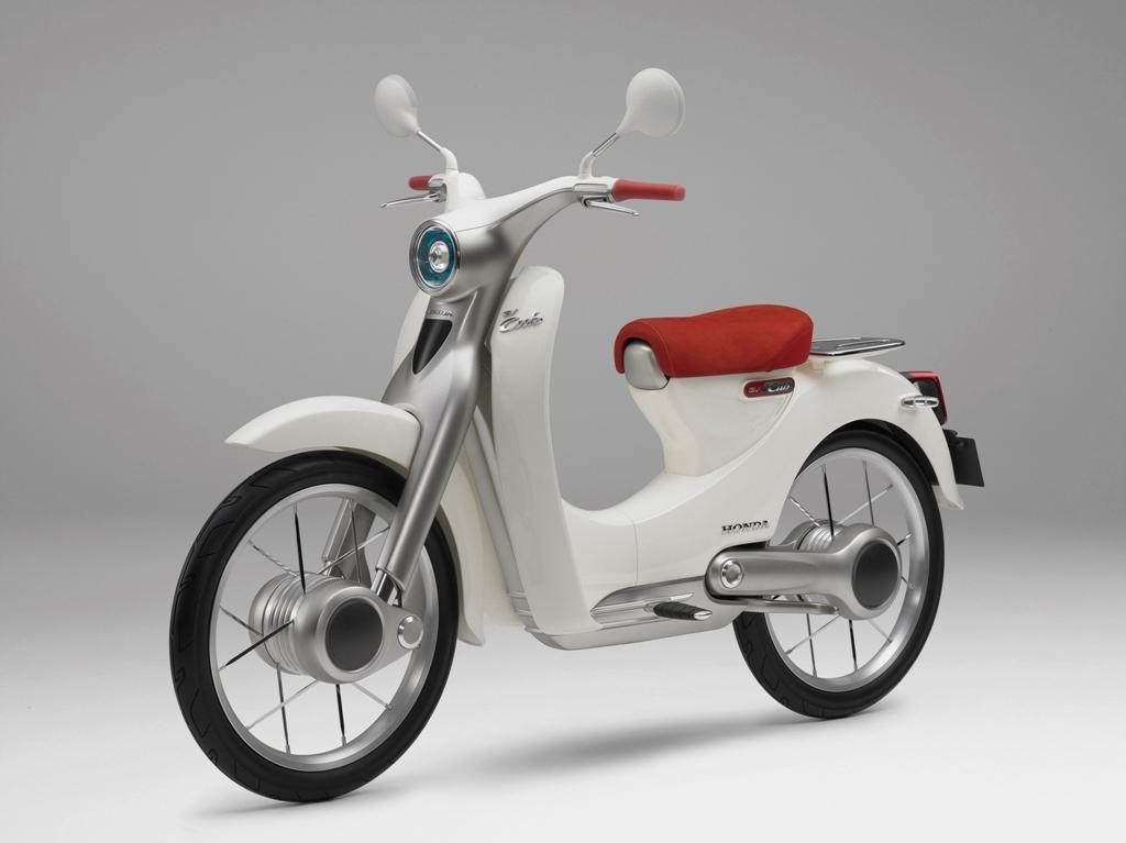 Ev cub electric scooter concept honda goudy honda special offers ev cub electric scooter concept honda publicscrutiny Choice Image