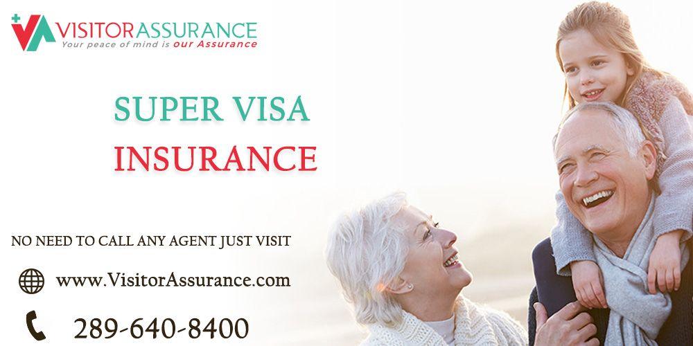 Monthly plans for Super visa insurance Visa, Super