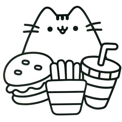 Bunny Super Kawaii Crayons Colorimg Page | www.imagenesmi.com