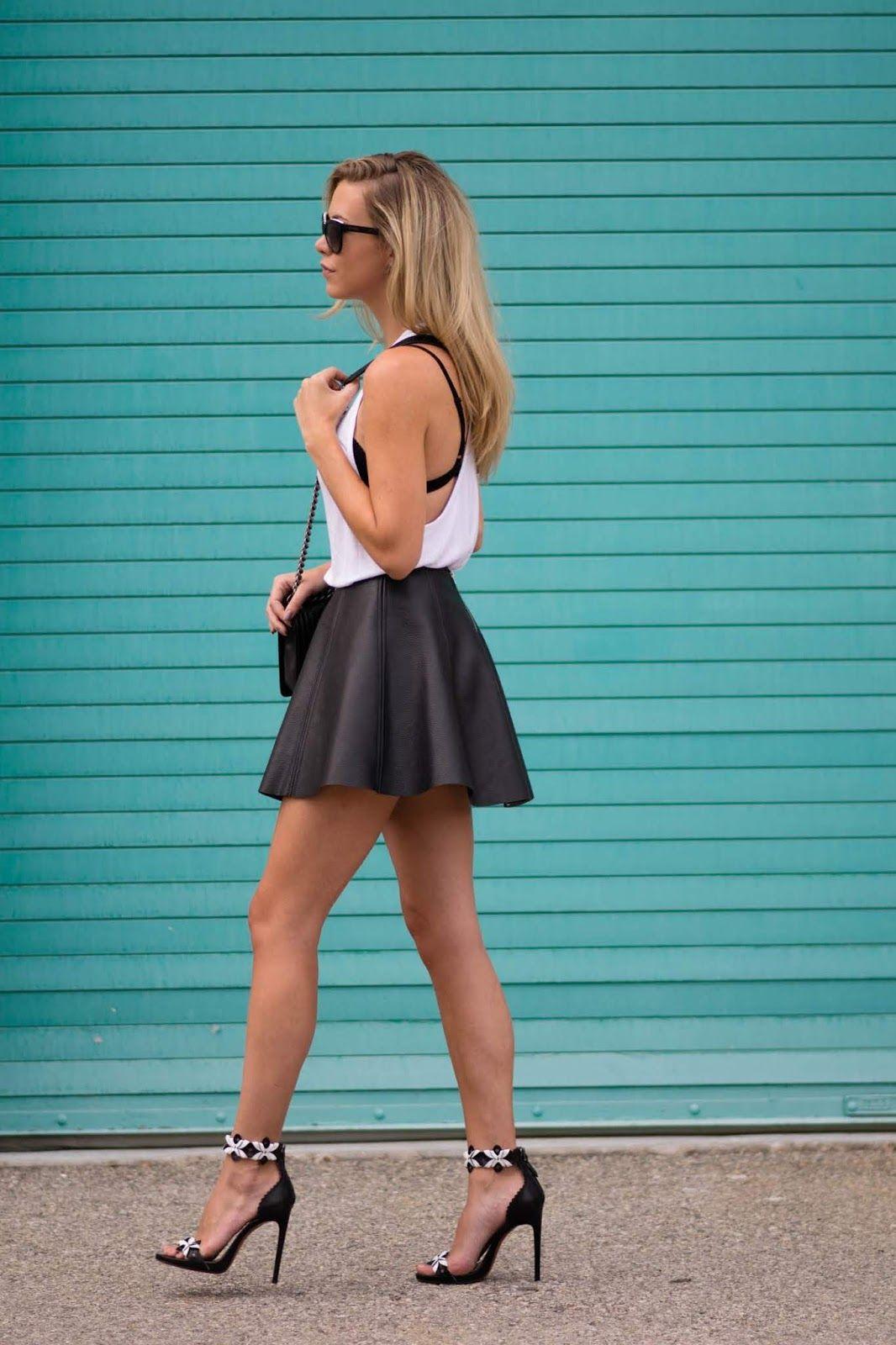 Pics short girls skirts hormone