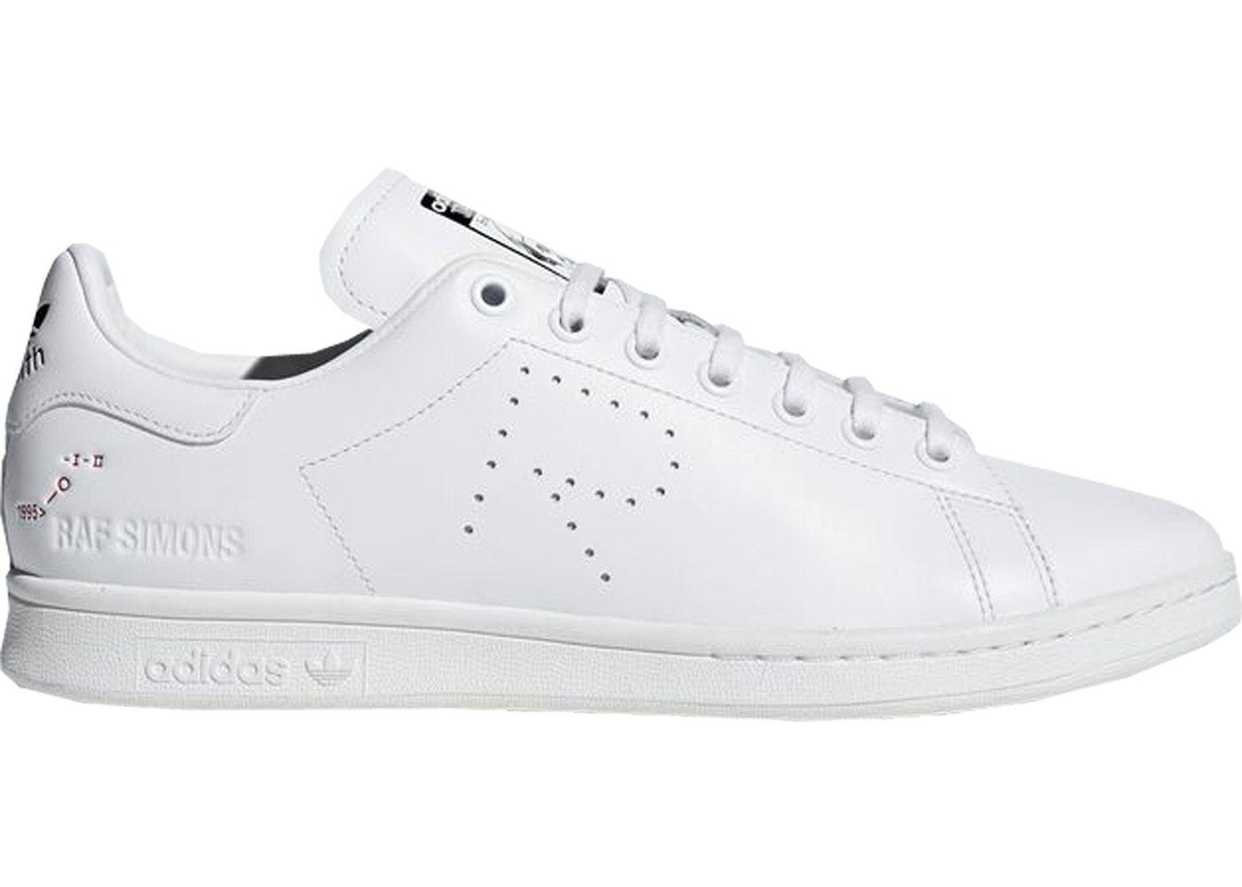 adidas Stan Smith Raf Simons Core White