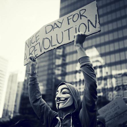 Viva Viva La Revolucion Revolution Good Day Power To The People