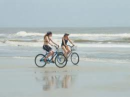 Biking on Jekyll, LOVE doing this!