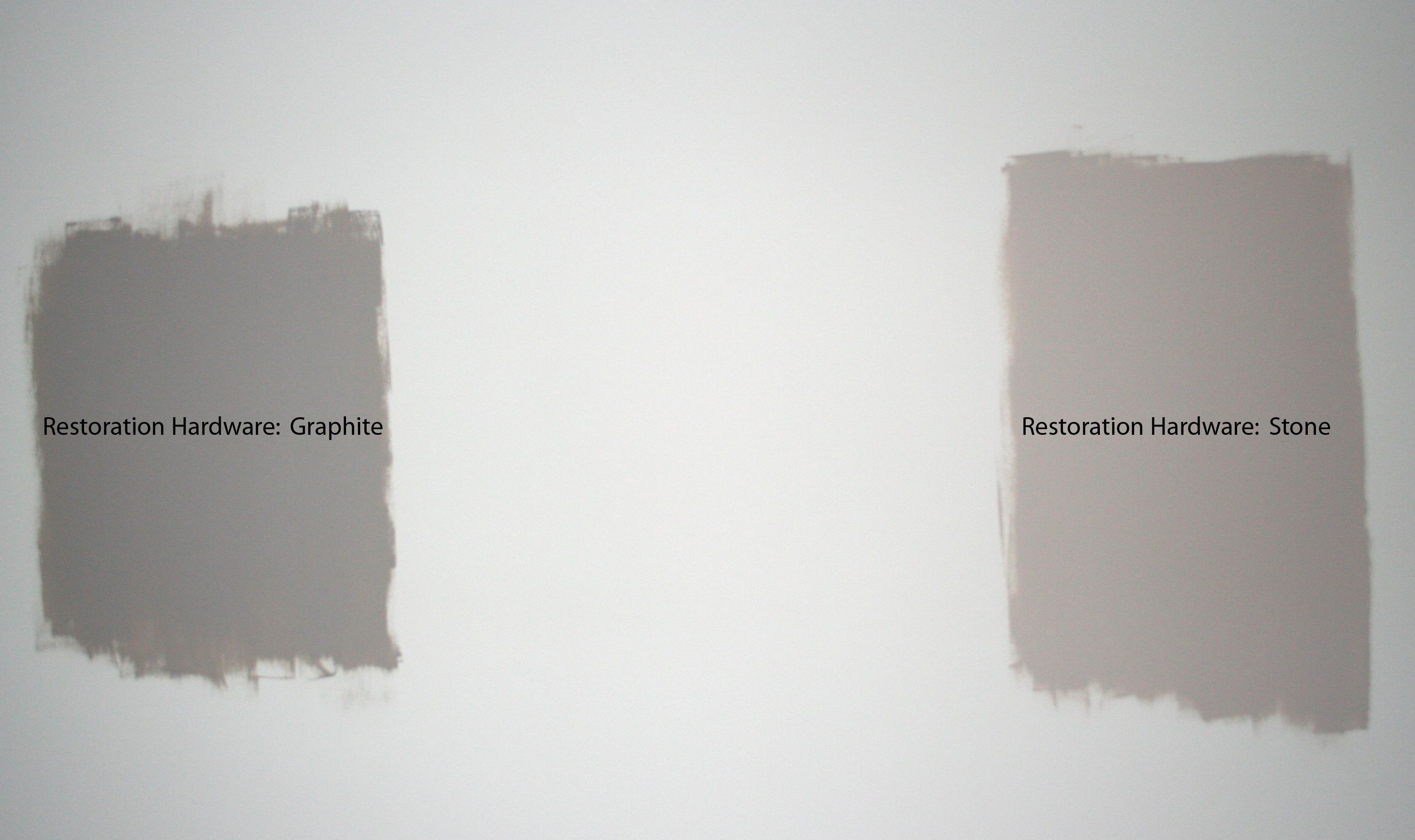 Restoration Hardware Slate Paint Match Stone Vs Graphite