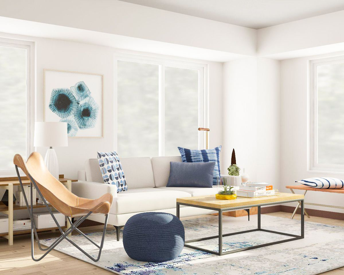 My Modsy Story: Creating My Perfect Mid-Century Apartment ...