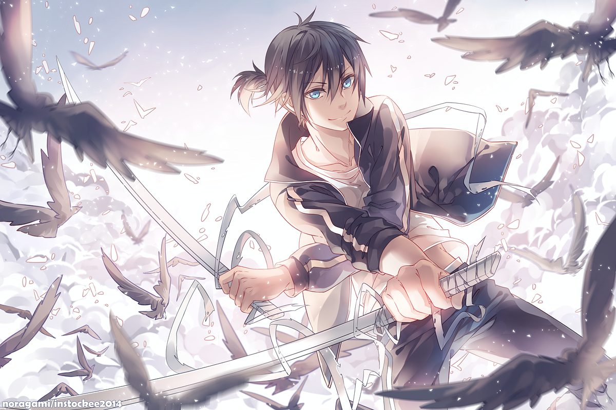 Anime Noragami Wallpaper ノラガミ 夜ト Noragami Yato 109
