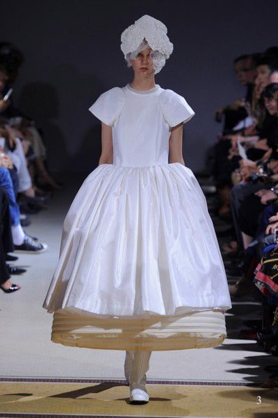 4397277aa15 Commes Des Garcons - Wedding Dress