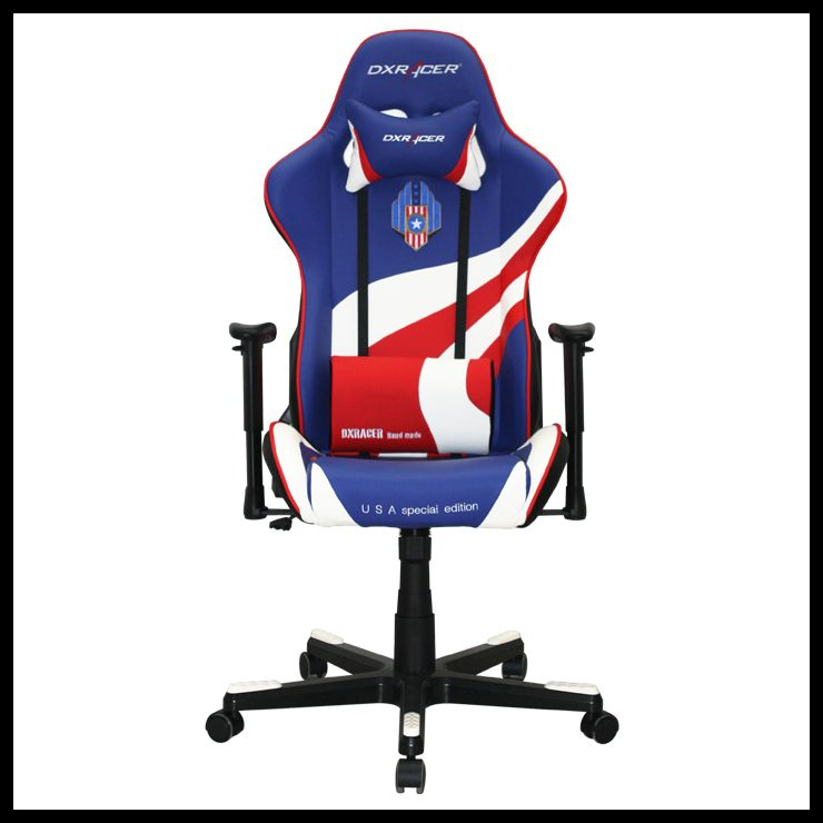 Dxracer special design for america american usa us for Special chair design