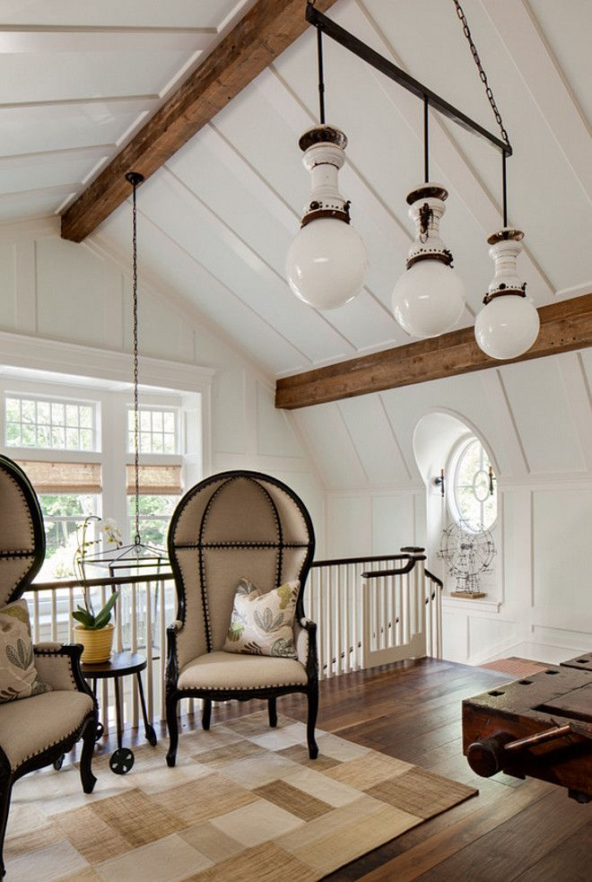 Find This Pin And More On Interior Design Ideas By Homebunch. Shingle Home  Foyer With Vaulted Ceiling ...  Vaulted Ceiling Design Ideas