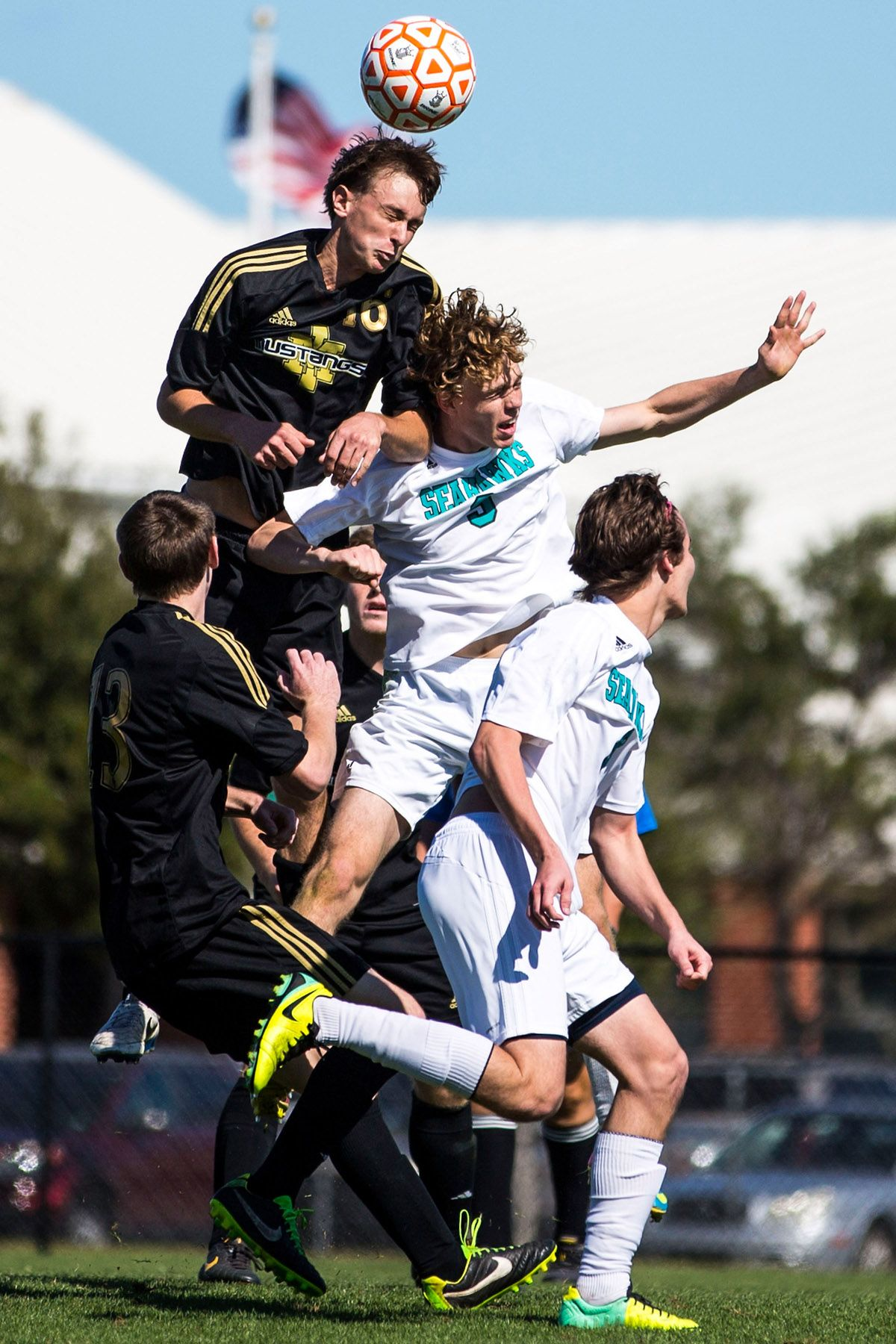 Pin By Kelly Parsons On Clips Soccer Boys Soccer High School Sports
