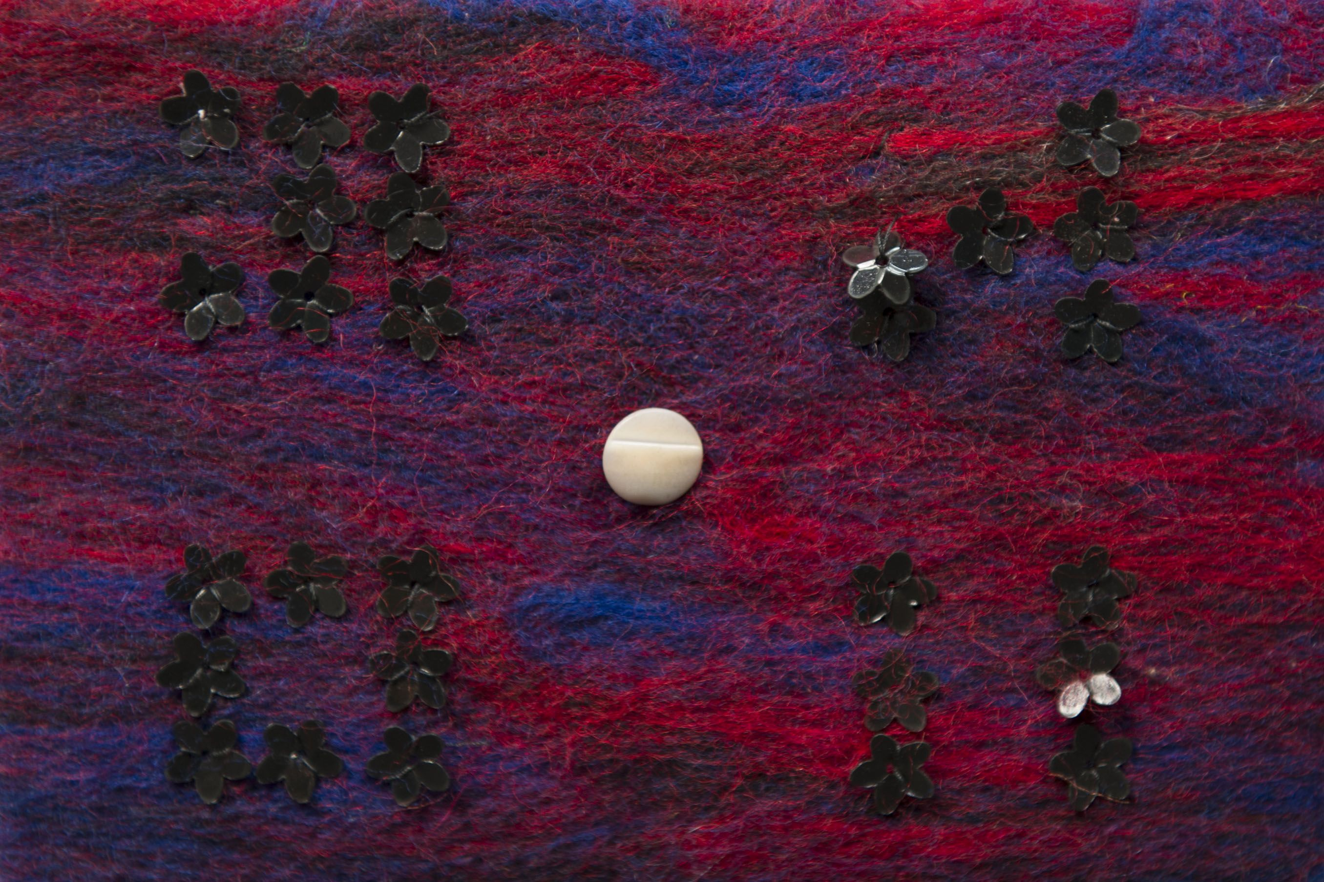 The Republic of Korea. Beautifully stitched postcards by the talented Aberdeen South Branch of the Embroiderers' Guild.  http://www.embroiderersguild.com