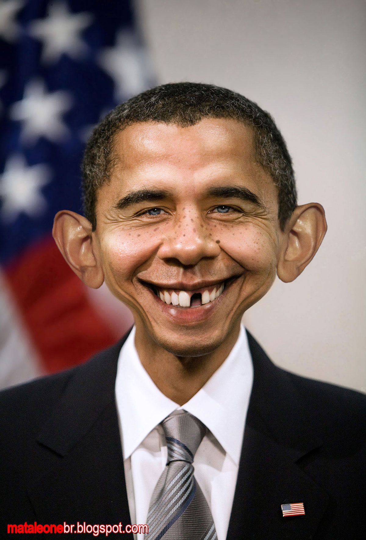 The Great Alfred E Obama What, Me Worry