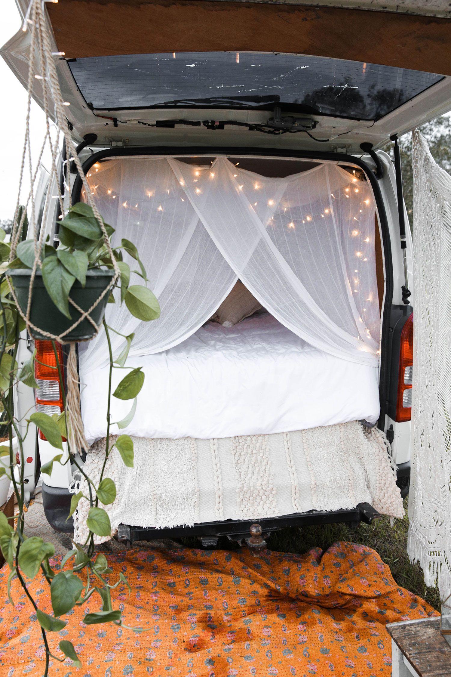 spell festival van set up glamping pinterest camper van life and vans. Black Bedroom Furniture Sets. Home Design Ideas