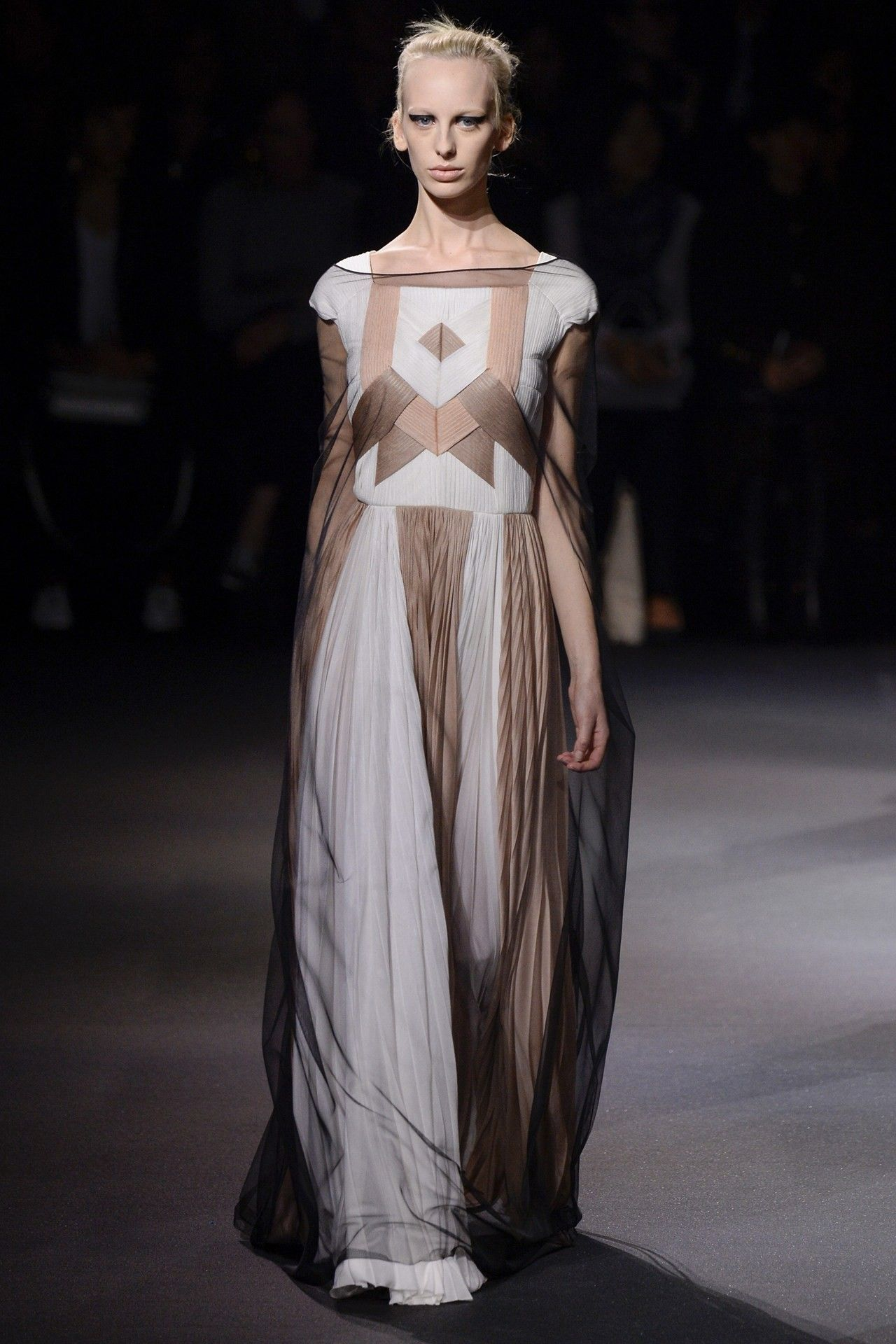 Vionnet - Ethereal eveningwear brings the heritage brand to life