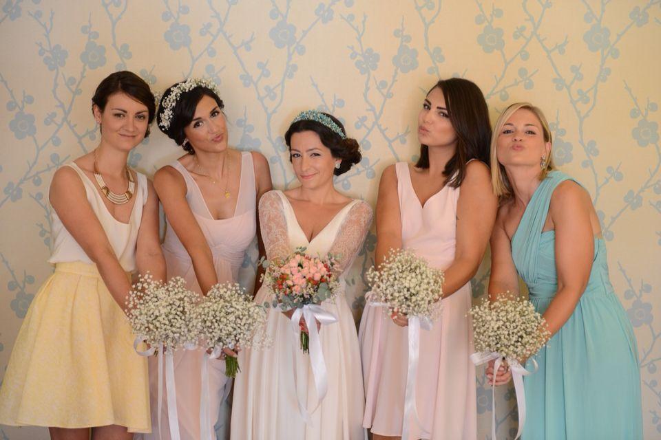 Mariage Bridesmaids  Casamento