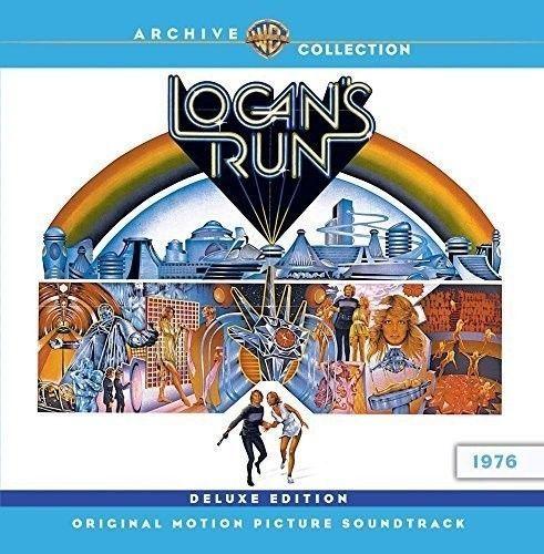 Jerry Goldsmith - Logan's Run (Original Soundtrack) [New CD