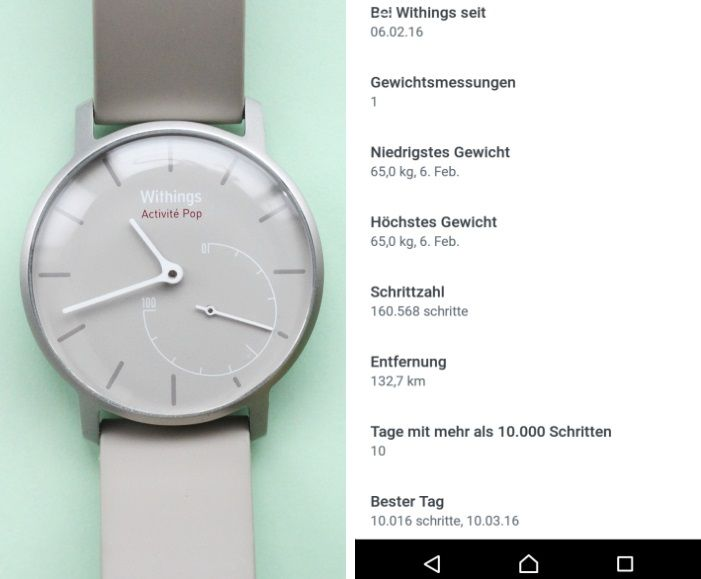 Withings Activité Pop Activity Tracker