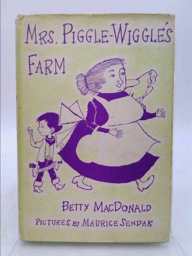 Mrs Piggle Wiggle 03 Mrs Piggle Wiggles Farm Books Book Lovers Gifts Used Books