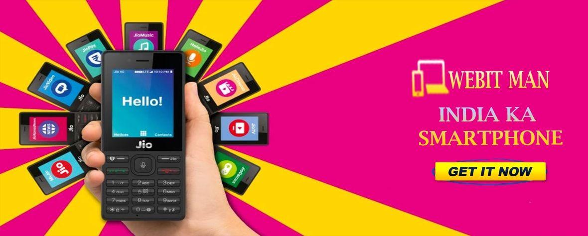 Jio Phone Returns Purchase Jio Phone Feature phone