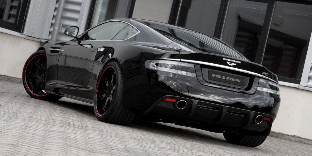 Aston Martin DB9 DBS  Felgen  Cars  Pinterest  Aston martin