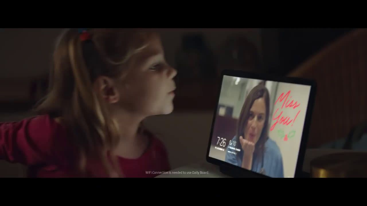 Samsung Galaxy Be Together Ad Commercial On Tv 2018