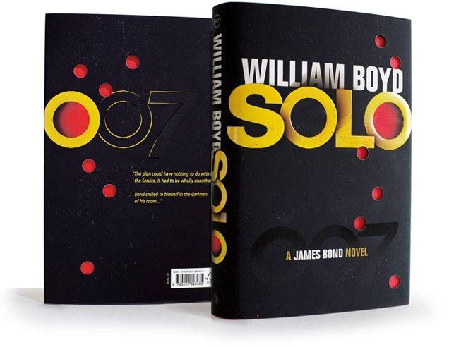 Solo, by William Boyd