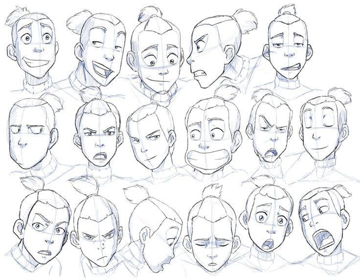 Avatar By Nylak On Deviantart Drawing Expressions Character Design References Drawings