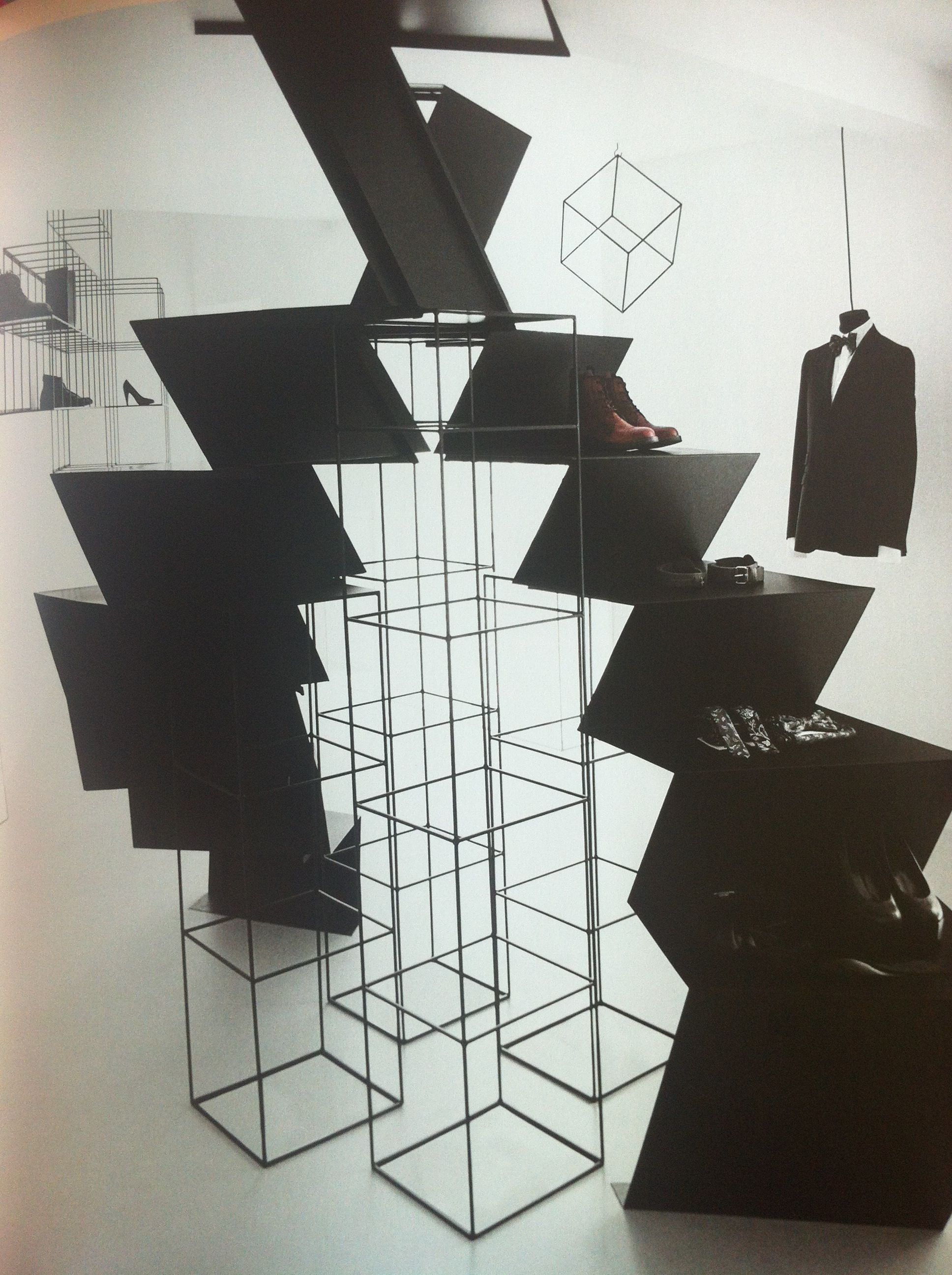 Cubical space frames | Exhibition Design: BB | Pinterest | Exhibitions