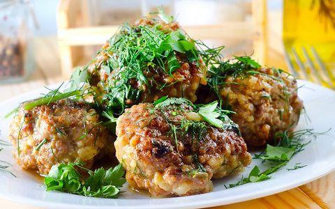 Klasiskās liellopa un cūkas gaļas kotletes - DELFI Receptes