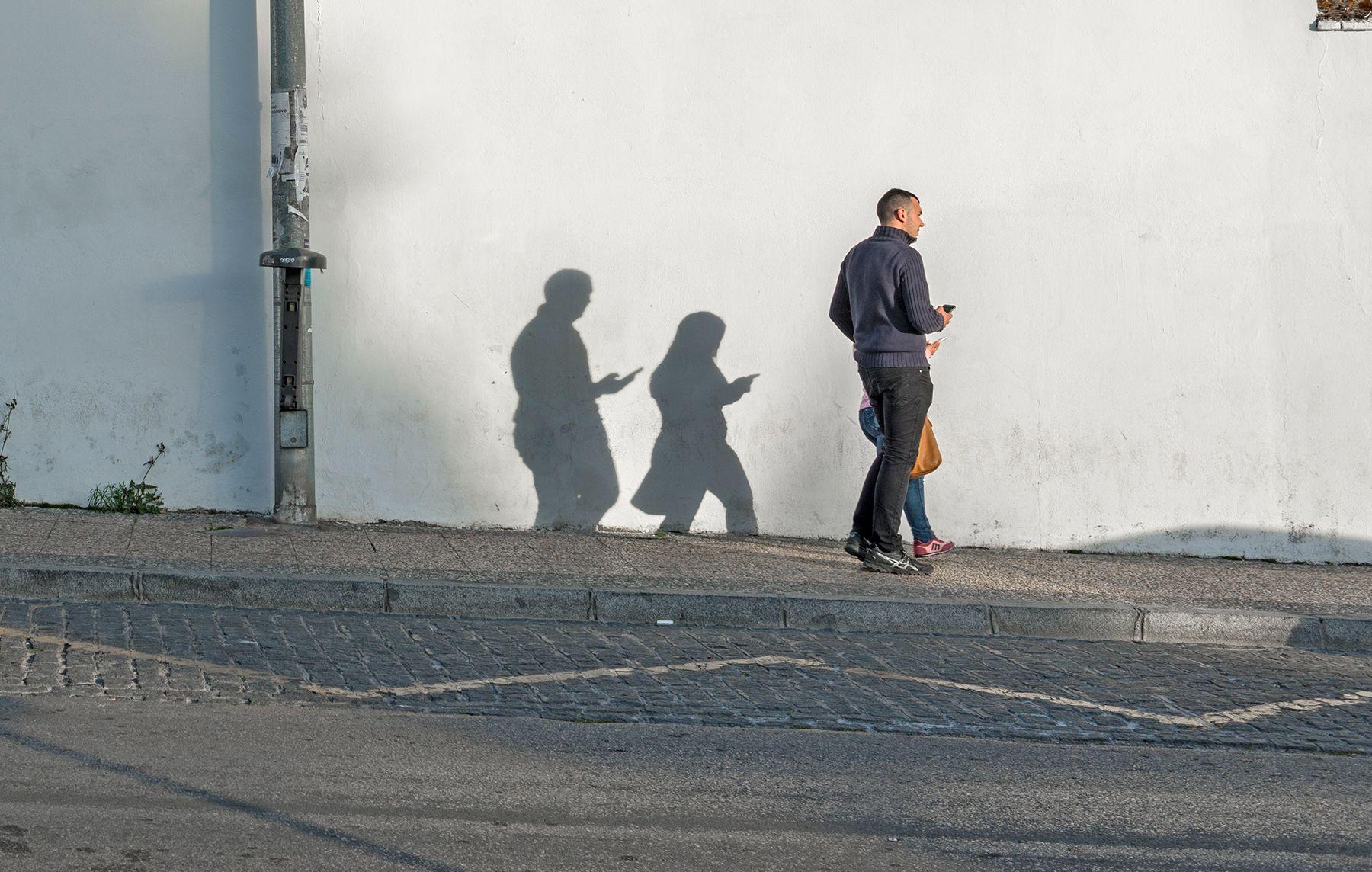 Sombras de la telefonía móvil