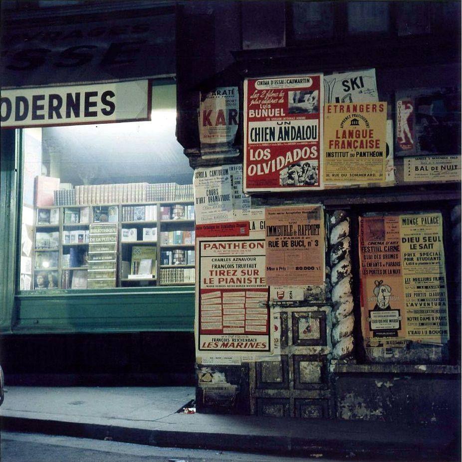 5eme Arrondissement 1960 Photo Jean Jehan