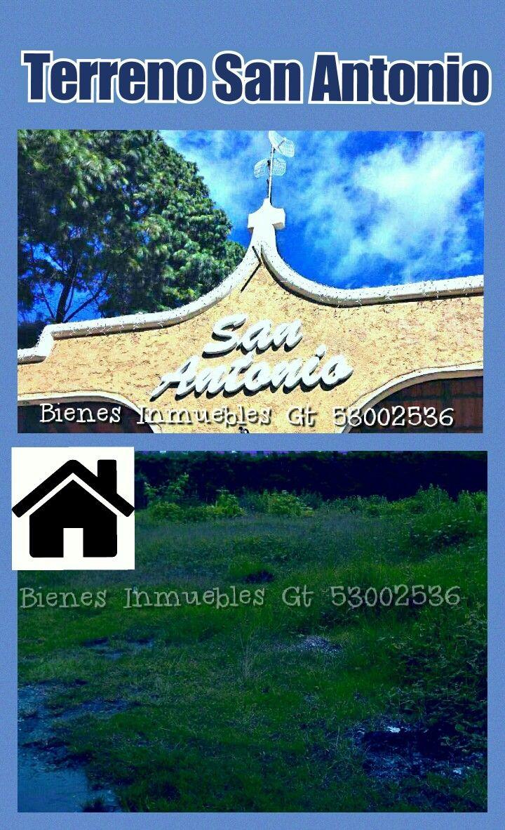 Vendo Terreno Premium Km 16 5 Carretera A El Salvador San Antonio