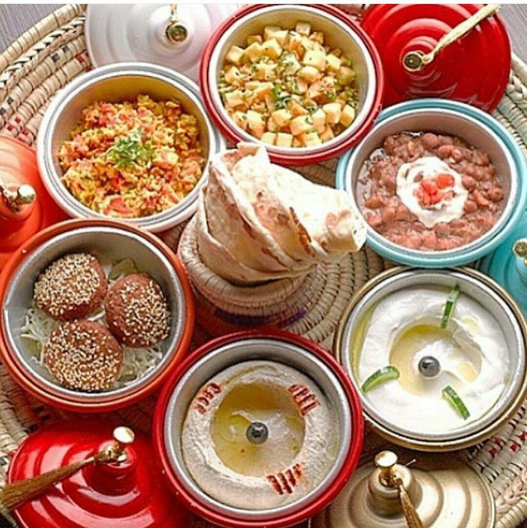 فطور صحي Food Food Presentation Mediterranean Recipes