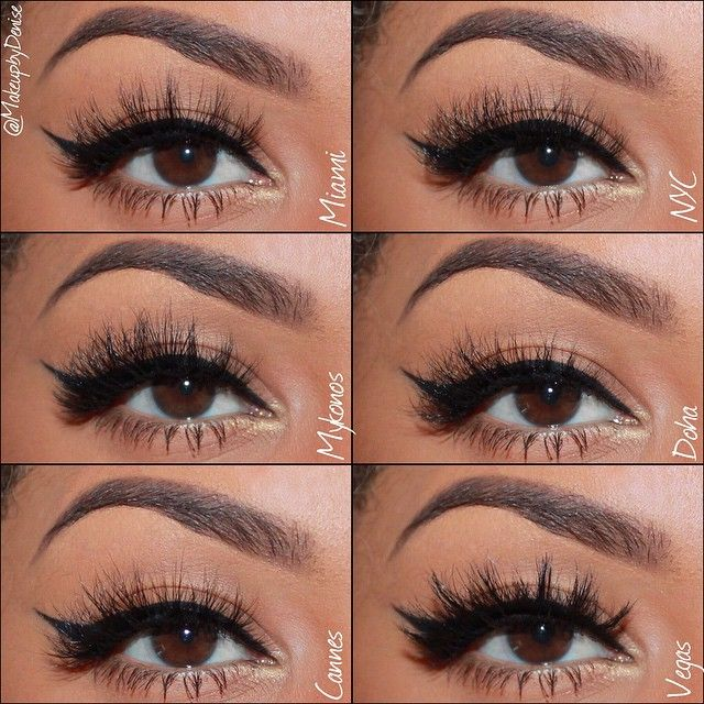 90373d4b870 How gorgeous are these NEW Pre-stacked 3D mink lashes by @lillylashes  created by