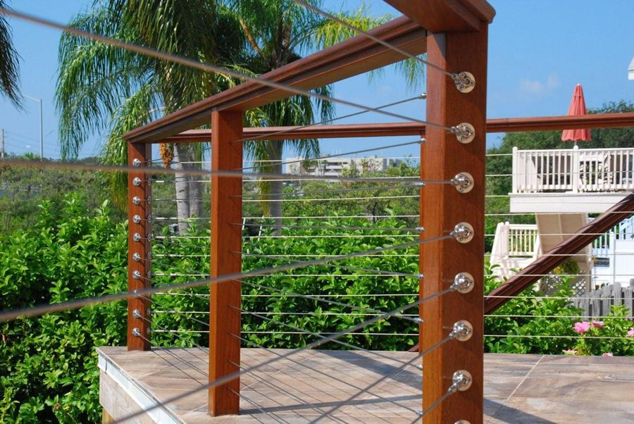 RailEasy™ Cable Rail System (With images) Cable railing