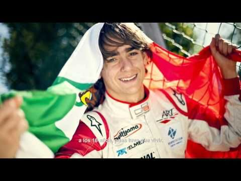#HistoriasQueInspiran : Esteban Gutiérrez – Piloto Mexicano - Video
