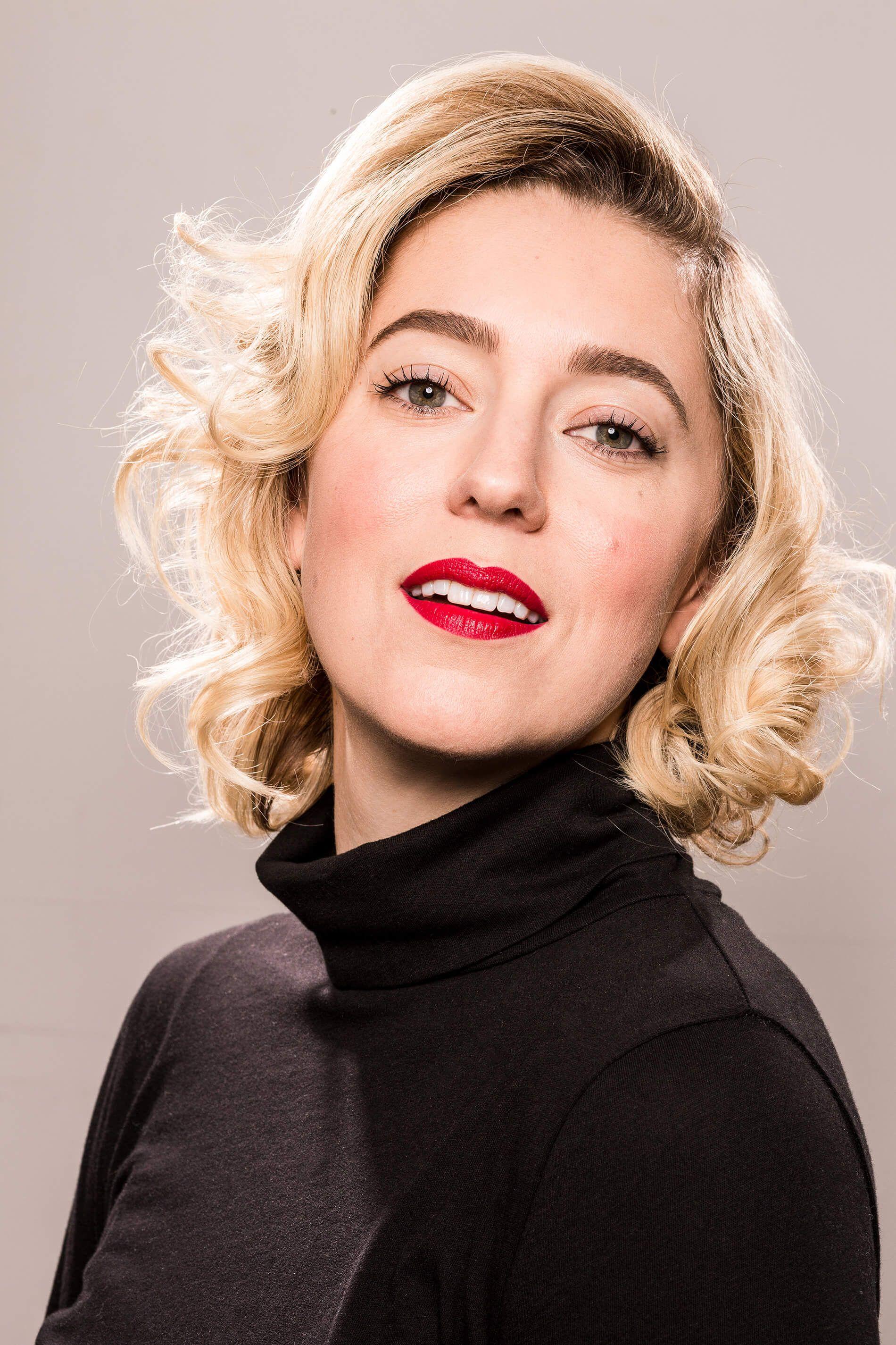 Marilyn Monroe Inspired Hair Tutorial Step by Step Video