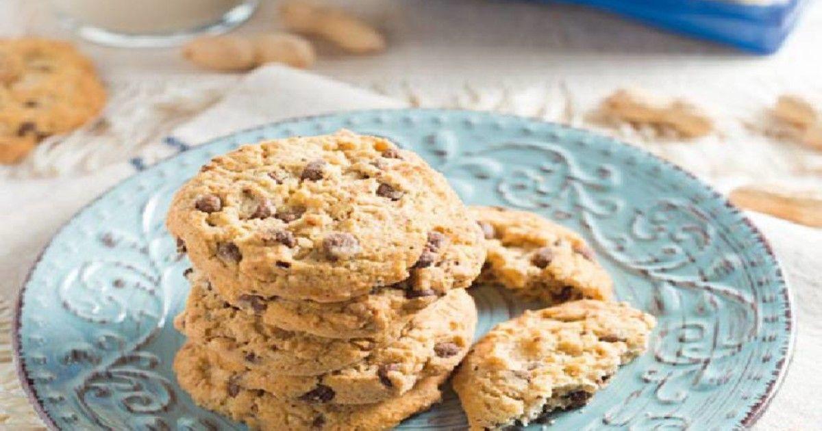 Torte Da Credenza Al Cioccolato : Cookies al cioccolato e arachidi salate torte dolci da