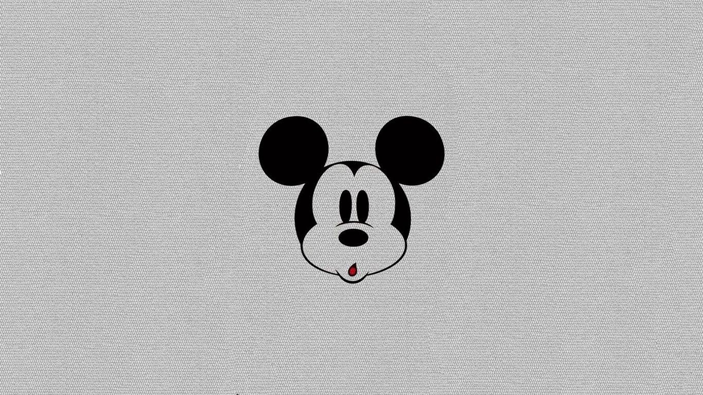 Fondo Gris con cara de Mickey Mouse | Fondos | Pinterest | Fondos ...