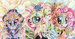 Картинки по запросу my little pony sugar skull (с ...
