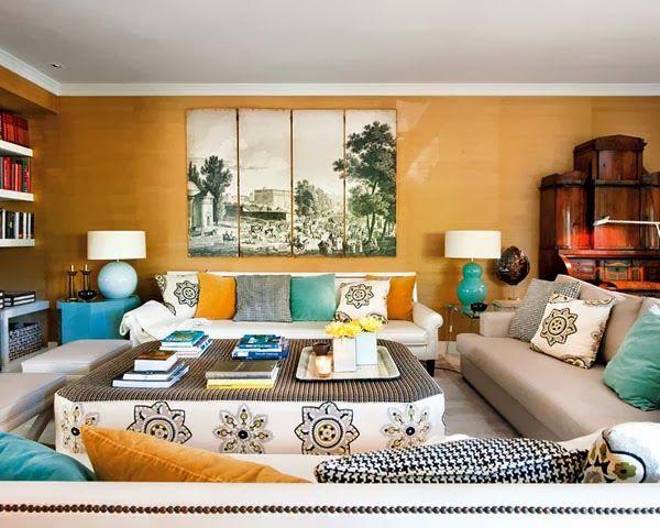 La casa de la interiorista Sofía Calleja · A perfect home | Living ...