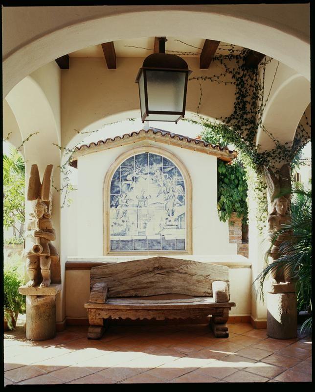 Hacienda Home Decor: Hacienda San Angel
