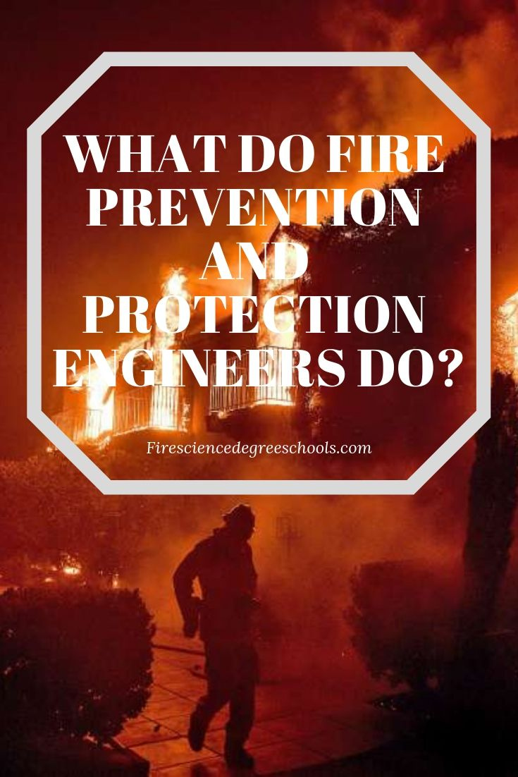 How to a Fire Protection Engineer Requirements